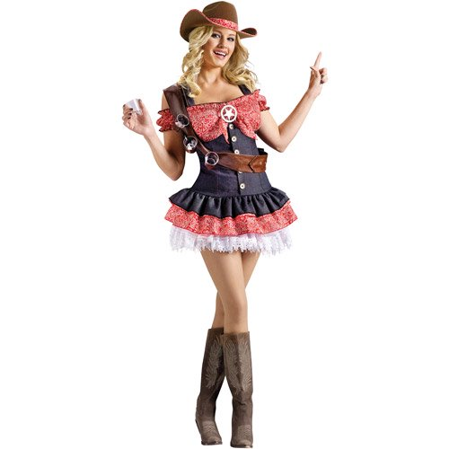 Sheriff Adult Halloween Costume