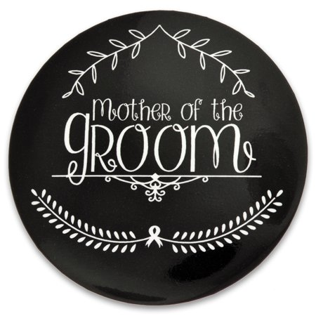 PinMart's Wedding Day Bachelorette Bridal Party - Mother of the Groom Button for $<!---->