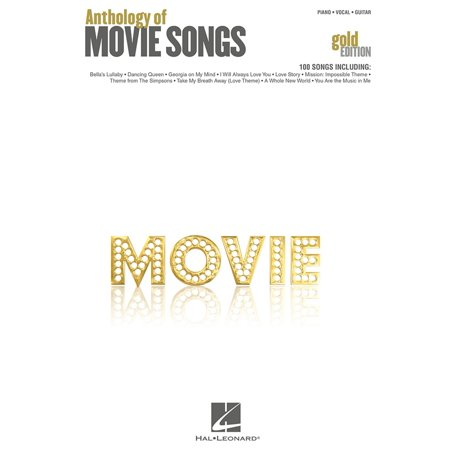 Golden Songbook - Anthology of Movie Songs - Gold Edition (Songbook) - eBook