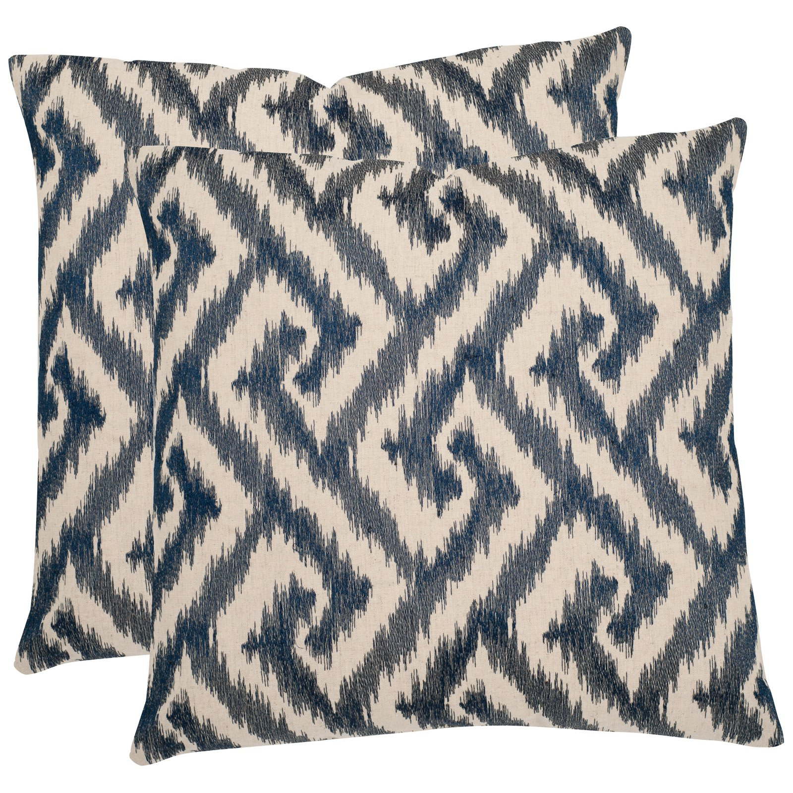 Safavieh Teddy Decorative Pillows - Set of 2