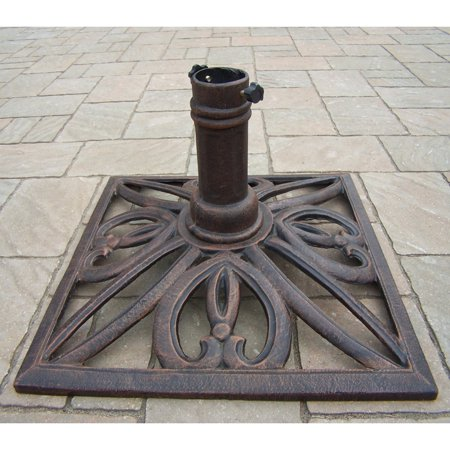 Oakland Living Square Umbrella Stand
