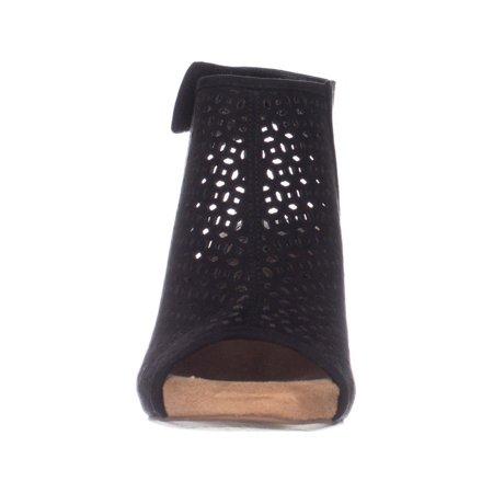 GB35 Joiseyy Block Heel Dress Sandals - Black - image 6 de 6