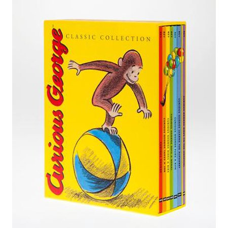 Curious George Classic Collection for $<!---->
