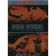 Mission Impossible Collector's Set (Mission Impossible   MI-2) by PARAMOUNT HOME VIDEO