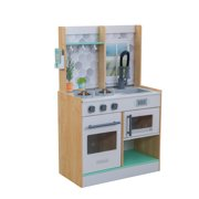 Best Play Kitchens - KidKraft Let's Cook Play Kitchen - Natural Review