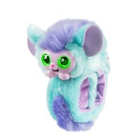 Little Live Wrapples Shylo, Interactive Toy with Slap Band Tail