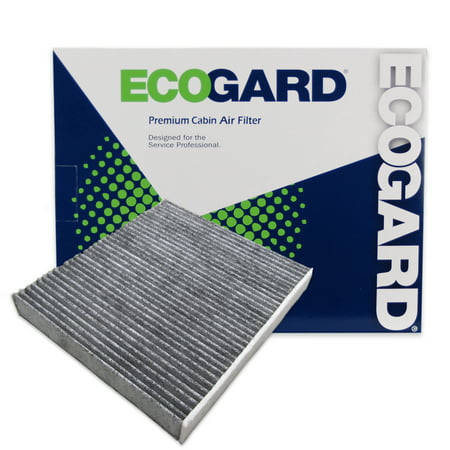 Lexus Is300 Carbon Fiber Hood (ECOGARD XC10218C Cabin Air Filter with Activated Carbon Odor Eliminator - Premium Replacement Fits Lexus IS250, GS350, IS350, GS450h, IS300, RC350, RC Turbo, RC300, RC F, GS F, GS Turbo,)