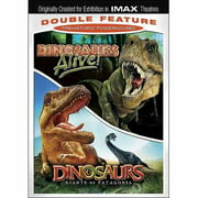 Prehistoric Powerhouse IMAX Double Feature: Dinosaurs Alive!   Dinosaurs: Giants Of Patagonia (Blu-ray) (Widescreen) by IMAGE ENTERTAINMENT INC