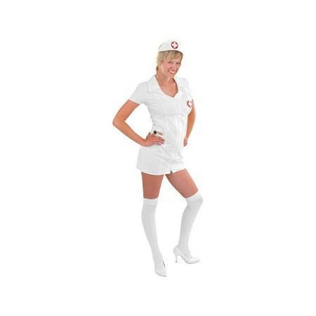 Double Costumes Ideas (Adult Double Zip Nurse)