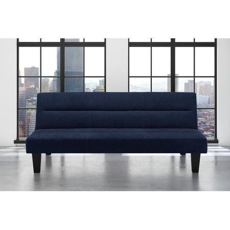 Dhp Kebo Futon Couch With Microfiber Cover Multiple Colors