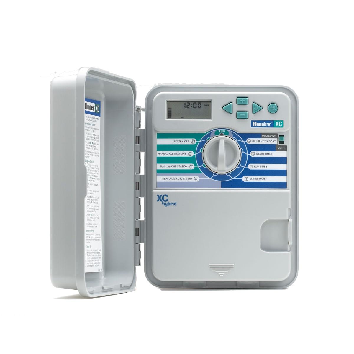 Hunter 12 Station XC-Hybrid Sprinkler System Controller X...
