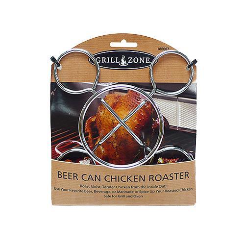Blue Rhino Global Sourcing 00345TV Beer Can Chicken Cooker