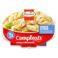 (3 Pack) Hormel Compleats Chicken Alfredo, 10 Ounce