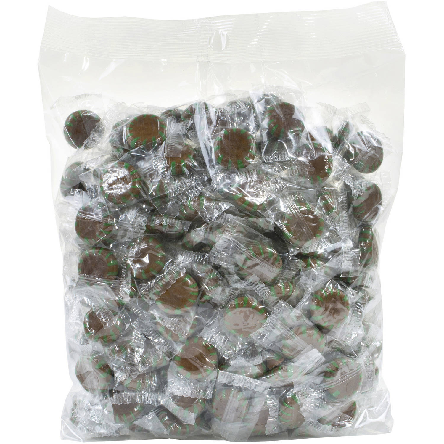 Quality Candy Chocolate Starlight Mints, 5 lbs