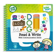 LeapFrog LeapStart Pre-K Read and Write Activity Learning Book