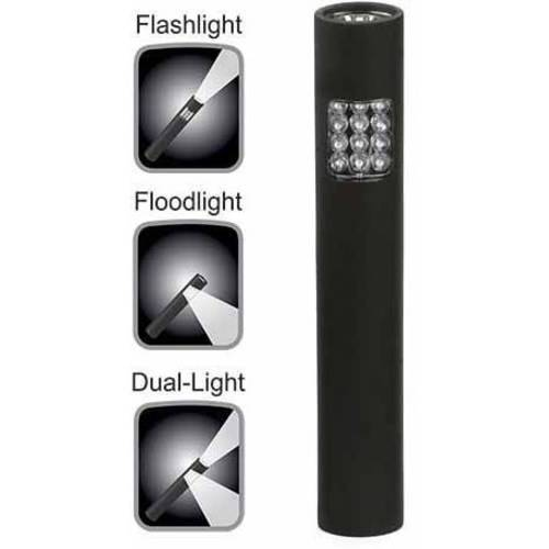 Nightstick NSP-1112 Night Stick Slim-line Flashlight, Soft Touch