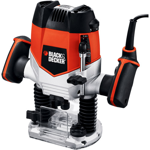 Black and Decker Plunge Router, RP250