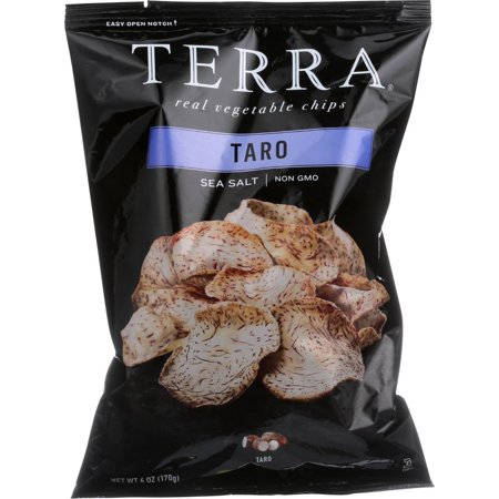 Terra Taro Chips, 6 Oz (Pack Of 12) - Walmart.com