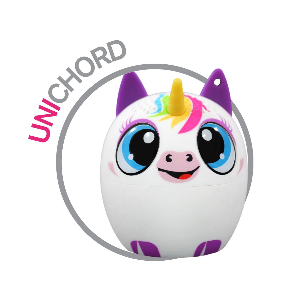 UniCHORD - The My Audio Pet Unicorn