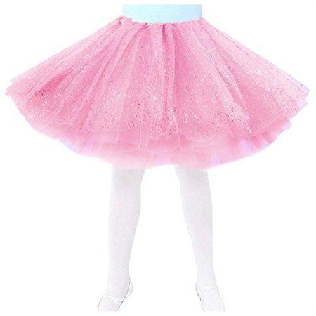 f34249107 jasmine girls tutu 4 layered tulle sequin princess dress up tutu ...