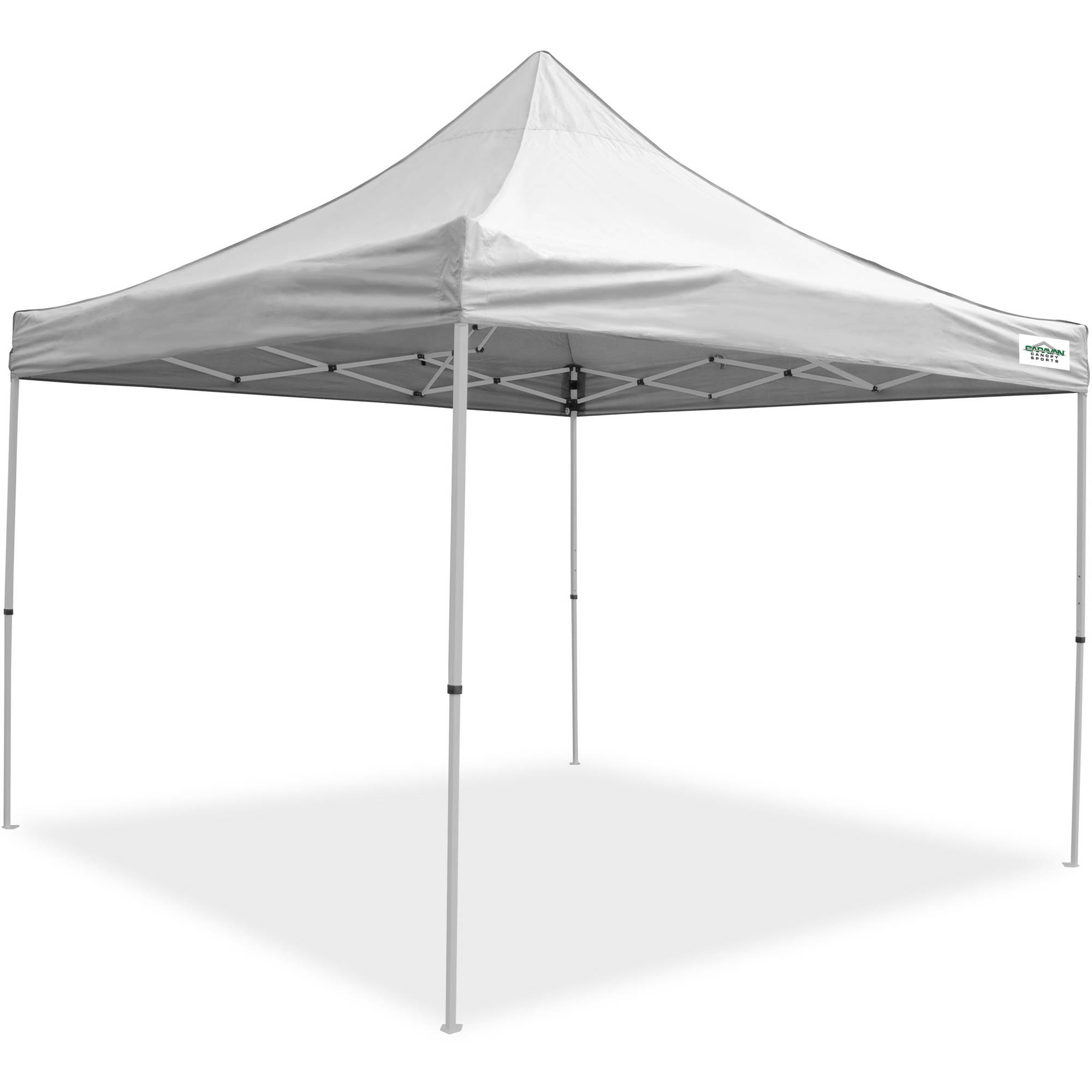 Caravan Canopy Sports 10' x 10'  M-Series 2 Pro Instant Canopy Kit, White (100
