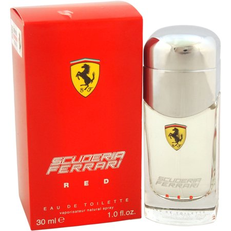 Ferrari Scuderia Red For Men Eau De Toilette  1 Oz