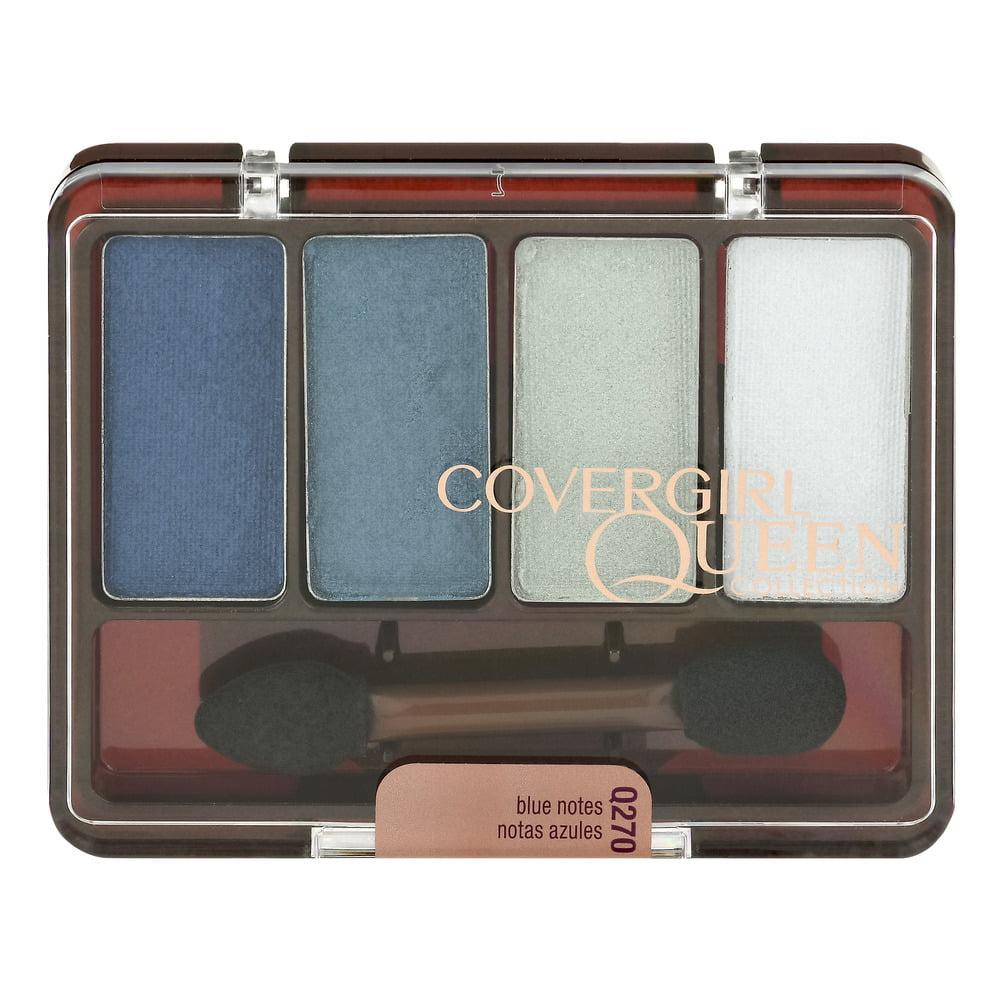 COVERGIRL Queen Collection Eyeshadow Quad, Q225 Desert Bronze