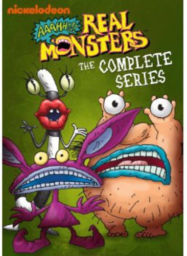 Aaahh!!! Real Monsters: The Complete Series by CINEDIGM