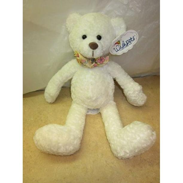 Sunbear Stuffed Animal, Wishpets 11 Sitting Sun Bear Plush Toy Walmart Com Walmart Com