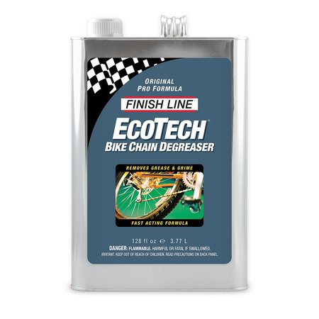 EcoTech Bike Chain Degreaser Aerosol Spray, 12-Ounce, By Finish Line ()