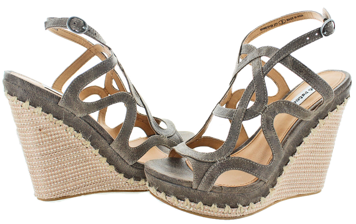 9bf5438e235 Not Rated Anatolia Women s Strappy Faux Leather Wedge Sandal Shoes ...