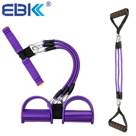 2 in 1 Fitness workout Bodybuilding equipment,Chest developer/expander sit-up training arms abs legs thigh for men and