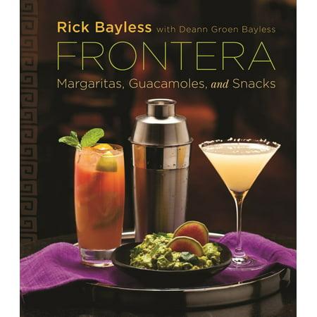 Frontera : Margaritas, Guacamoles and Snacks - Guacamole Halloween Recipe