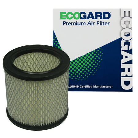 Chevrolet Celebrity Spark Plug - ECOGARD XA4347 Premium Engine Air Filter Fits Buick Century, Regal; Chevrolet Cavalier, Celebrity; Oldsmobile Cutlass Ciera, Cutlass Supreme; Pontiac 6000, Sunbird