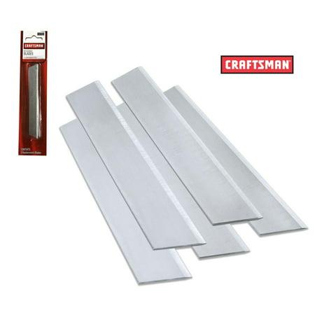 "Craftsman Handi-Cut 3 7/8"" (5) Replacement Blades 37301 Retail Pack 37253 USA"