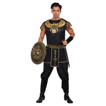 Egyptian Warrior of the Nile Men Costume