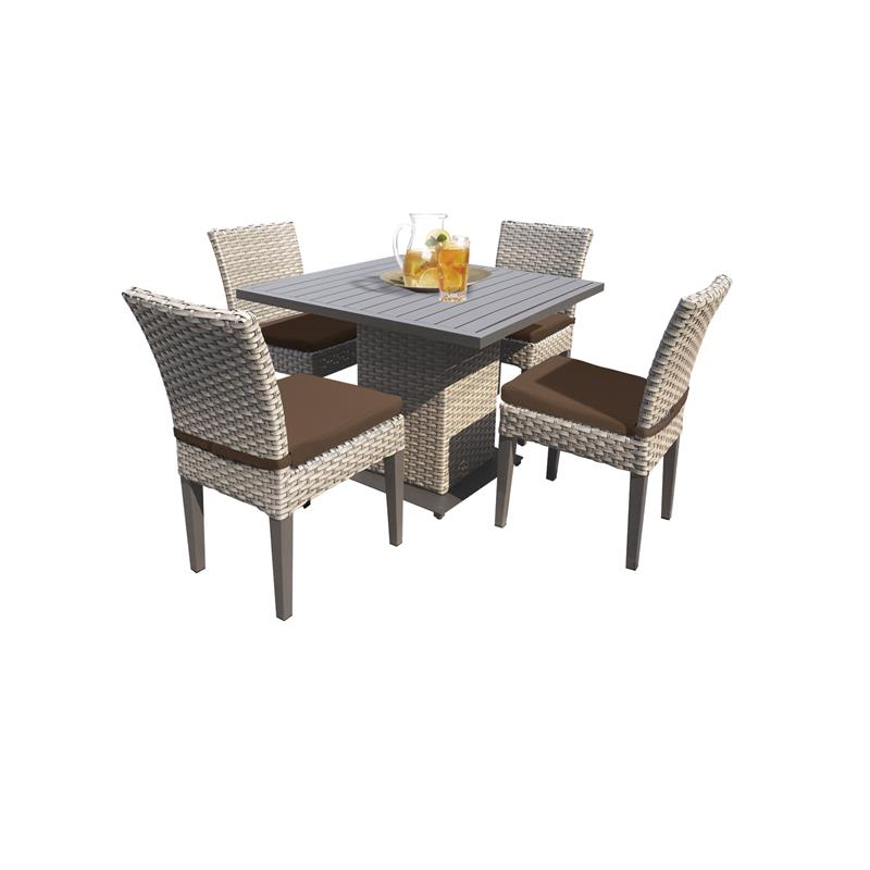 Florence Square Dining Table W 4 Chairs Walmart Canada