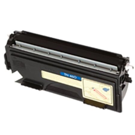 BROTHER TN460 Laser Toner Cartridge High Yield for Brother Fax 4750 - image 1 de 1