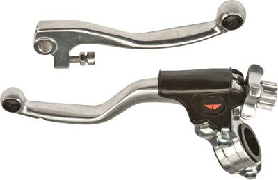 Fly Racing Easy Pull Shorty Pro Kit Black