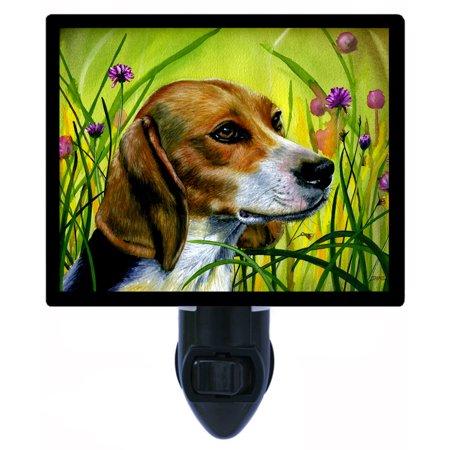 Night Light - Photo Light - Bojangles - Beagle - Dog