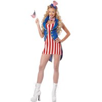 Miss Independence Adult Costume