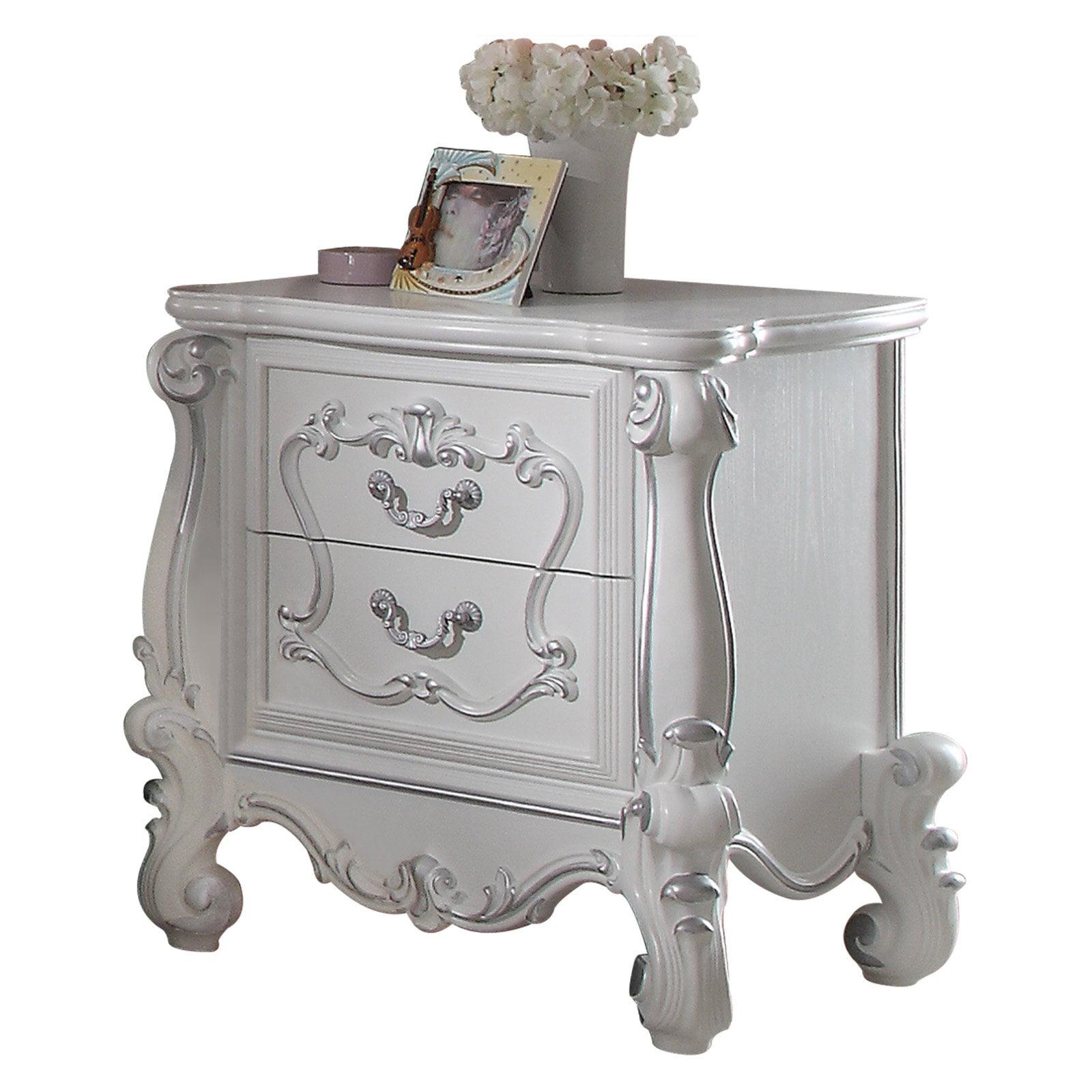 Acme Furniture Versailles 2 Drawer Nightstand