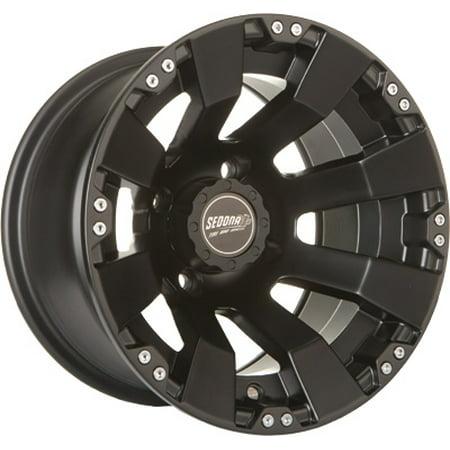 Sedona Spyder Wheel  14x7 - 4+3 Offset - 4/156  (Offset Pin Part)
