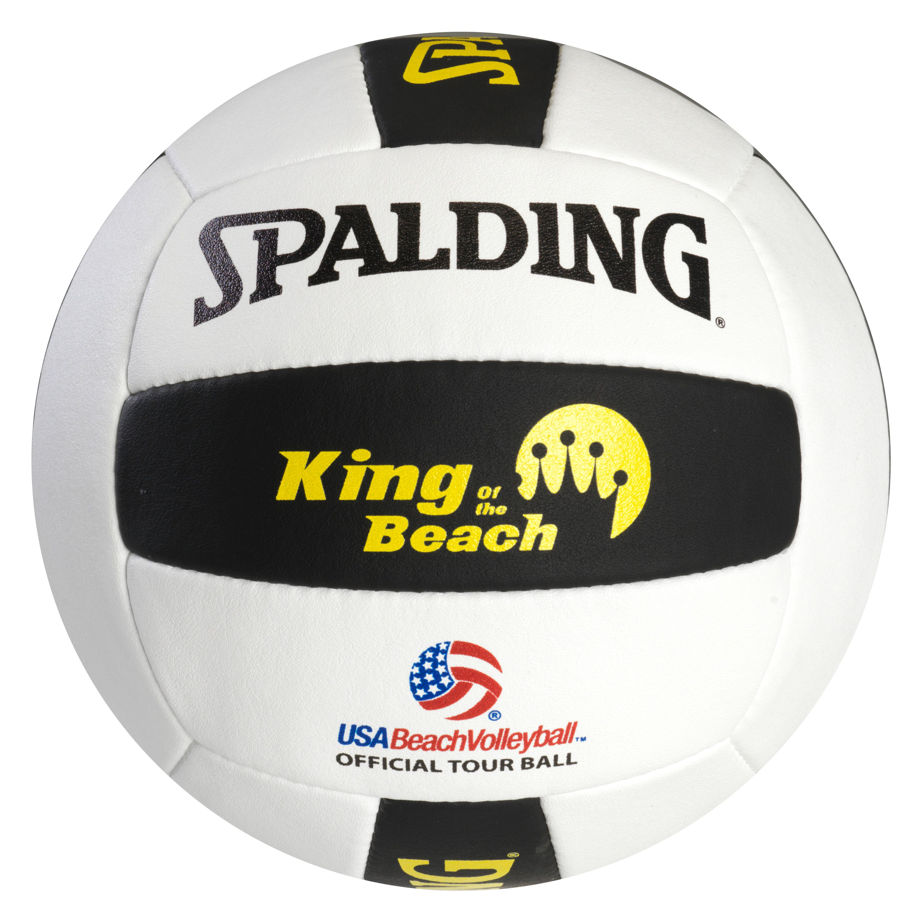 Spalding King of the Beach USA Beach Official Tour Volleyball by Spalding