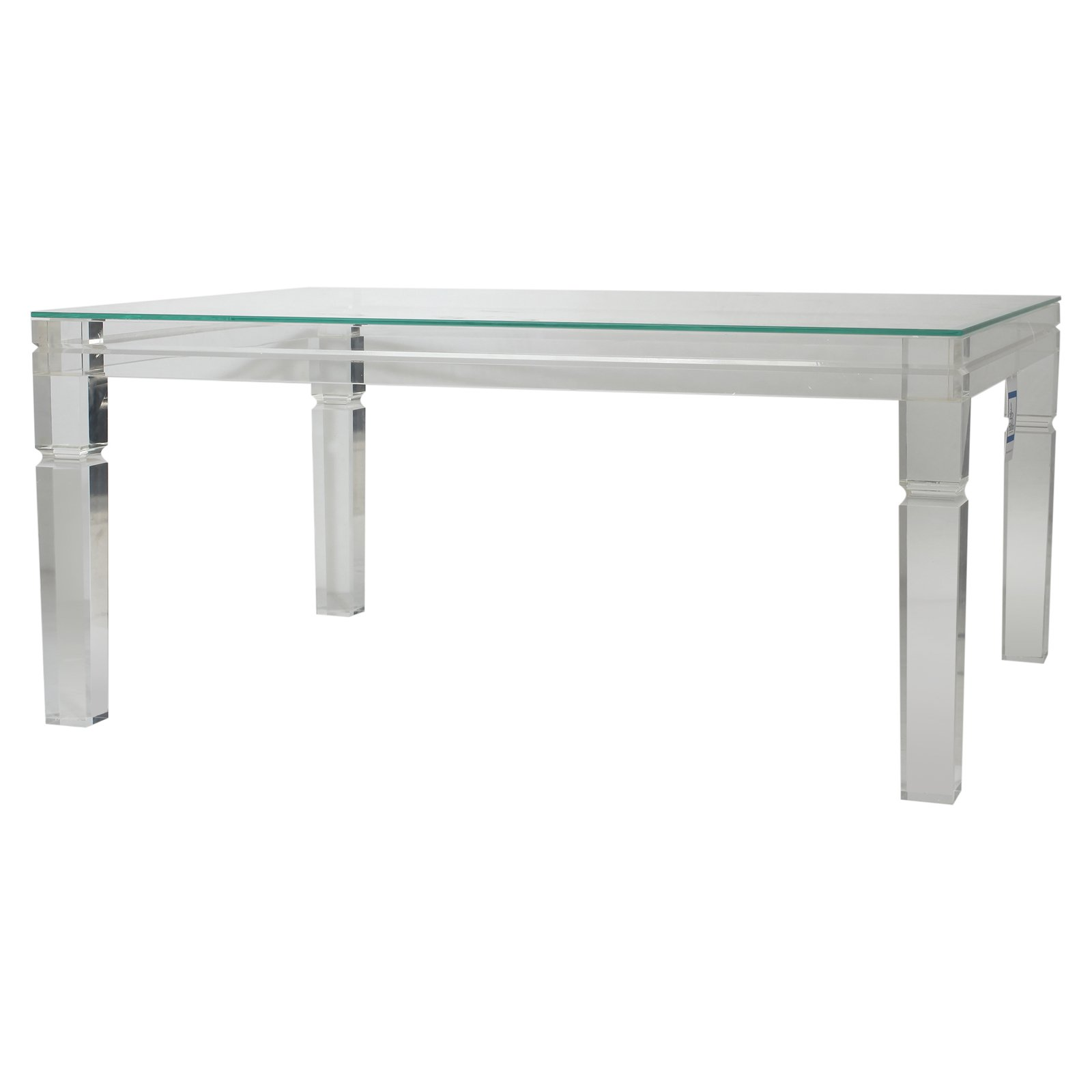 Image of A and B Home Diaphan Coffee Table