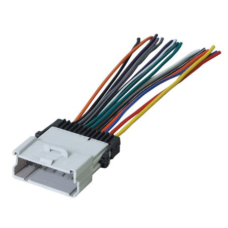 Install Wiring Harness - WIRING HARNESS AMERICAN INT; GM 2000-2003