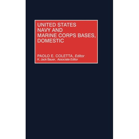 United States Navy and Marine Corps Bases, Domestic (Marine Corps Bases United States)