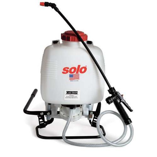 SOLO 473P Backpack Sprayer,3 gal.