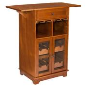 Elegant Home Fashions Peoria Multi Wine Cabinet