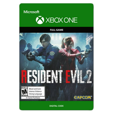 Resident Evil 2, Capcom Entertainment, Xbox, [Digital Download]